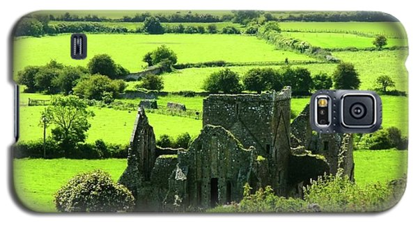 Castle Ruins Countryside Galaxy S5 Case
