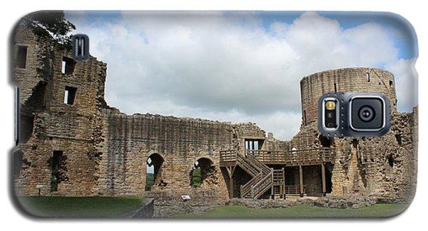 Castle Ruins Galaxy S5 Case