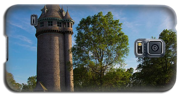 Castle Turret On The Green Galaxy S5 Case