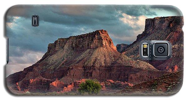 Castle Valley Finale Galaxy S5 Case