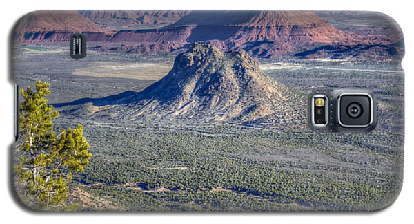 Castle Valley Overlook Galaxy S5 Case by Alan Toepfer