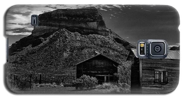Castolon Ghost Town Galaxy S5 Case