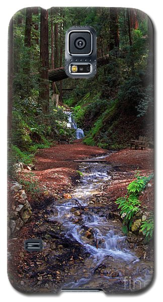 Castro Canyon In Big Sur Galaxy S5 Case