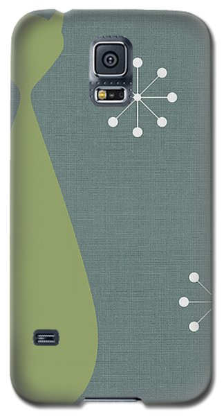 Cat - 1 Galaxy S5 Case by Finlay McNevin