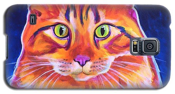 Cat - Cosmo Galaxy S5 Case