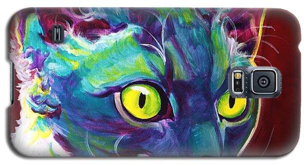 Cat - Devon Rex Galaxy S5 Case