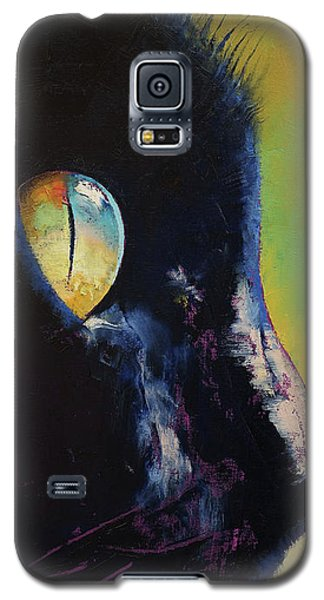 Cat Eye Galaxy S5 Case