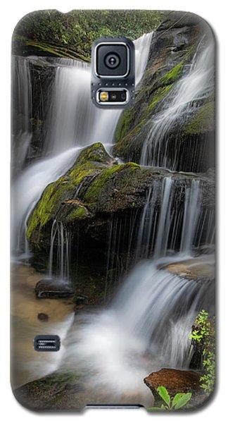 Cat Gap Loop Trail Waterfall Galaxy S5 Case