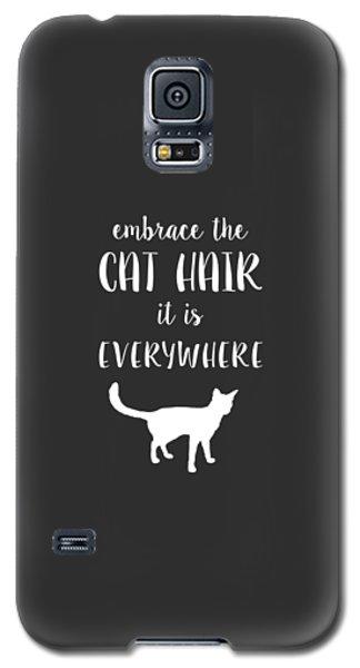 Cat Hair Galaxy S5 Case
