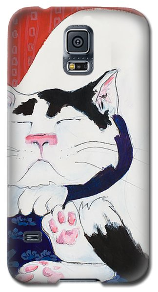 Cat I - Asleep Galaxy S5 Case