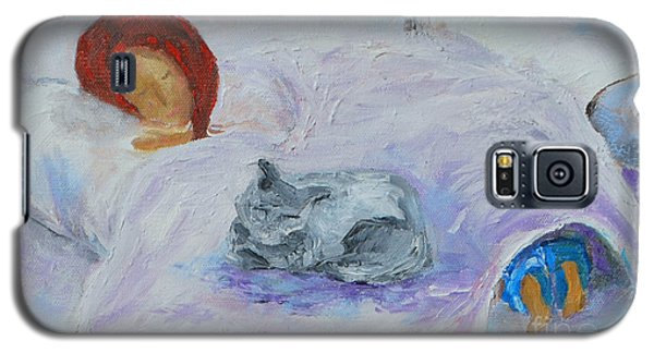 Cat Nap  Galaxy S5 Case