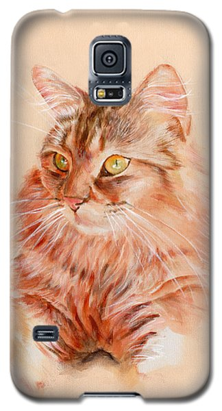 Warming In The Sun Galaxy S5 Case