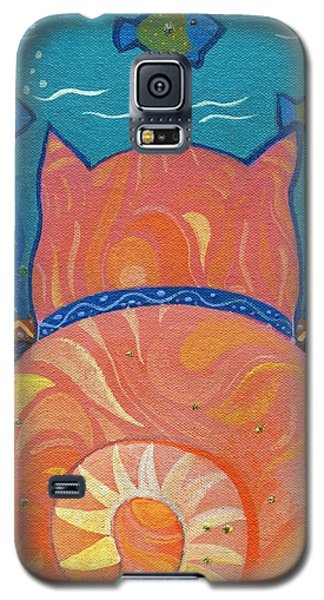 Cat Tales Galaxy S5 Case