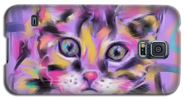 Cat Wild Thing Galaxy S5 Case