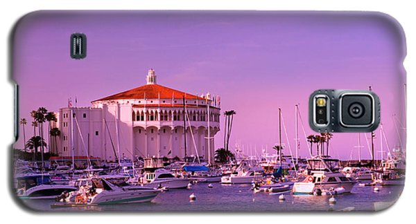 Catalina Casino Galaxy S5 Case by Marie Hicks