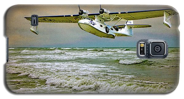 Catalina Flying Boat Galaxy S5 Case