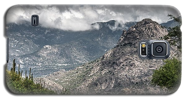 Catalina Mountains Galaxy S5 Case by Tam Ryan