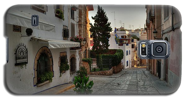 Galaxy S5 Case featuring the photograph Catalonia - The Town Of Sitges 003 by Lance Vaughn
