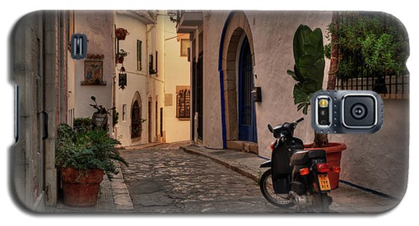 Galaxy S5 Case featuring the photograph Catalonia - The Town Of Sitges 004 by Lance Vaughn