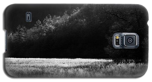 Cataloochee Morning Galaxy S5 Case by Gray  Artus