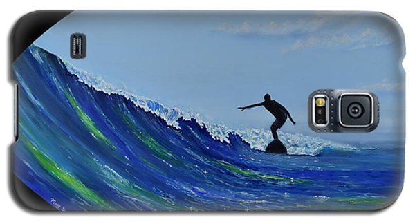 Catch A Wave Galaxy S5 Case