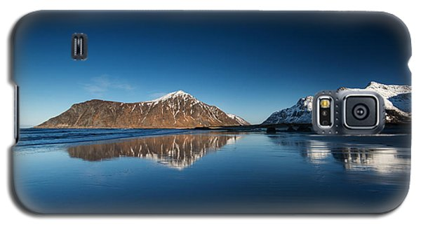 Galaxy S5 Case featuring the photograph Catch The Next Line by Philippe Sainte-Laudy