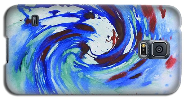 Catch The Wave Galaxy S5 Case