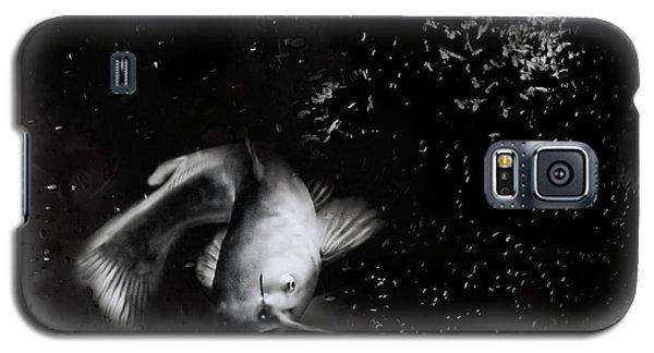 Catfish Galaxy S5 Case - Catfish Dance by Susan Capuano