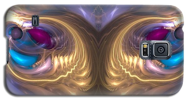 Catharsis - Abstract Art Galaxy S5 Case
