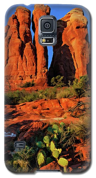Cathedral 06-074 Galaxy S5 Case