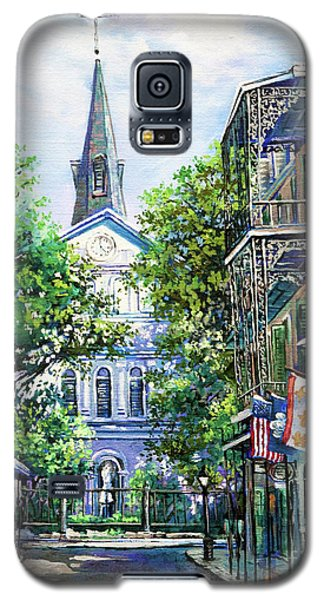Cathedral At Orleans Galaxy S5 Case
