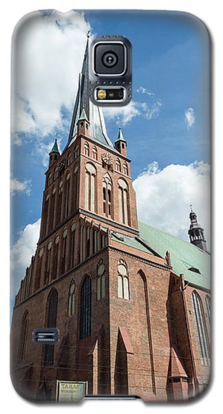 Cathedral Basilica Of St. James The Apostle, Szczecin A Galaxy S5 Case