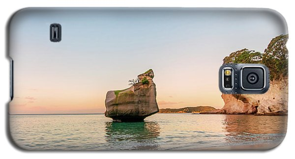 Cathedral Cove, New Zealand Galaxy S5 Case
