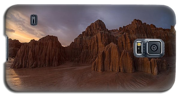 Cathedral Gorge Galaxy S5 Case