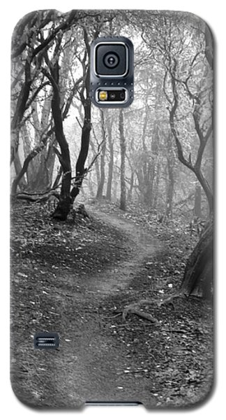 Cathedral Hills Serenity In Black And White Galaxy S5 Case