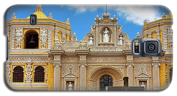 Cathedral In Antigua, Guatemala Galaxy S5 Case