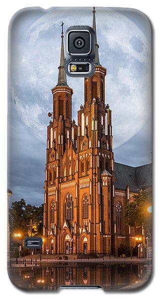 Cathedral Galaxy S5 Case by Jaroslaw Grudzinski