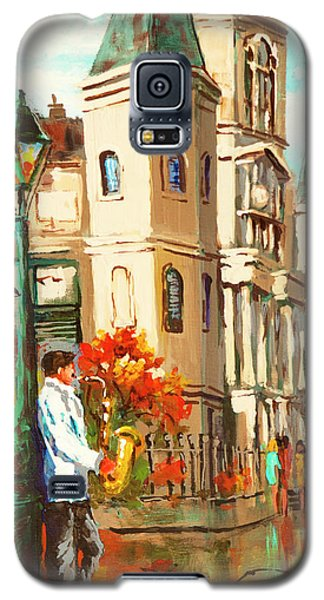 Cathedral Jazz Galaxy S5 Case