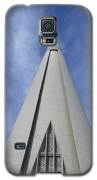 Galaxy S5 Case - Cathedral Minor Basilica Our Lady Of Glory by Bruna Lima