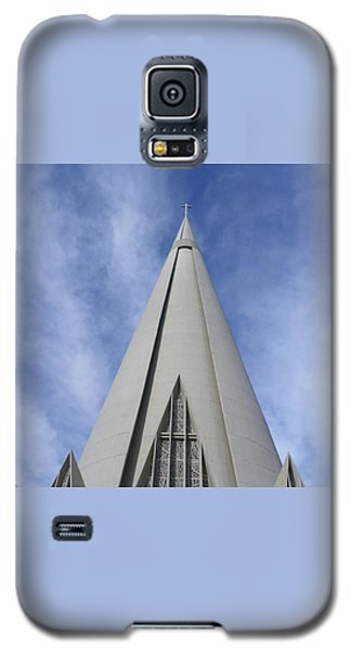 Cathedral Minor Basilica Our Lady Of Glory Galaxy S5 Case by Bruna Lima