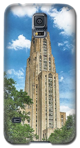 Cathedral Of Learning Galaxy S5 Case