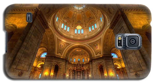 Cathedral Of St Paul Wide Interior St Paul Minnesota Galaxy S5 Case