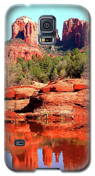 Cathedral Reflections 2 Galaxy S5 Case