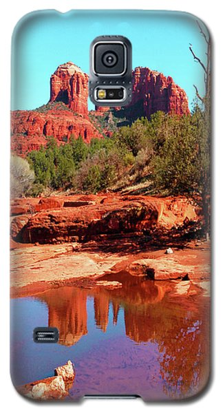 Cathedral Reflections Galaxy S5 Case
