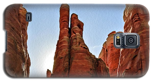Cathedral Rock 05-155 Galaxy S5 Case