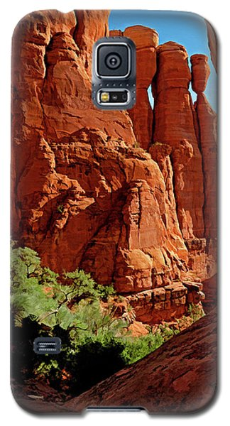 Cathedral Rock 06-124 Galaxy S5 Case by Scott McAllister