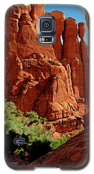 Cathedral Rock 06-124 Galaxy S5 Case