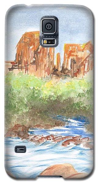 Cathedral Rock 2,  Sedona, Az. Galaxy S5 Case