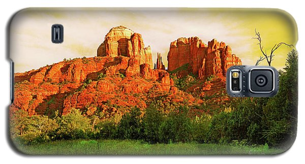 Cathedral Rock Az Galaxy S5 Case