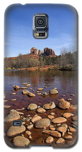 Cathedral Rock Galaxy S5 Case by Dan Wells